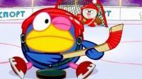 Смешарики 7 сезон 2 серия Хоккей. Часть 2